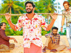 dulquer salmaan movie oru yamandan premakatha theatre response after first day first show