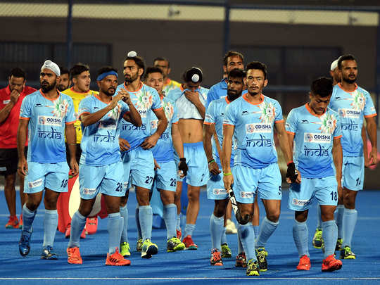 Hockey-Indian-team