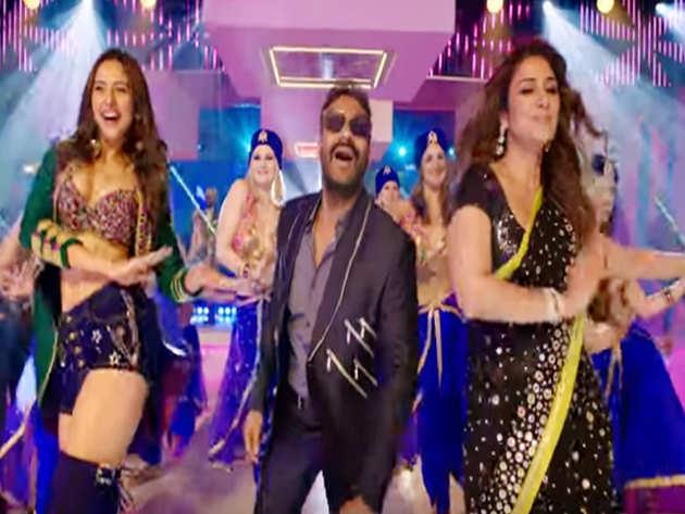 'दे दे प्यार दे' का 'Hauli Hauli' गाना रिलीज, चौंकाएगा अजय देवगन और तबू का अंदाज