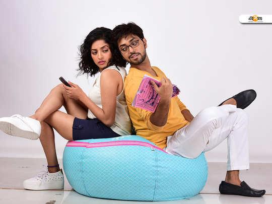 bengali dramatist anjan kanjilal debut in bengali film director film sahabas