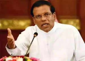 sri lanka has more than 130 suspectes linked to is says president sirisena