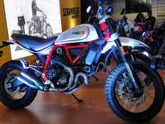 2019 ducati scrambler range launched in india with starting price 7 89 lakh