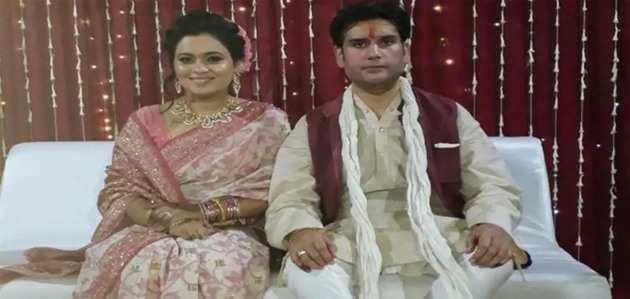 रोहित तिवारी मर्डर केस: पत्नी को 14 दिन की न्यायिक हिरासत में भेजा गया