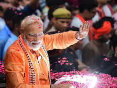 century of the candidates wants to fight against narendra modi