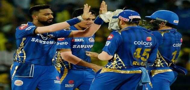आईपीएल: मुंबई इंडियंस ने चेन्नै को 46 रनों से हराया