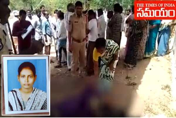 inter student burns self to death as failed in exam in narayanpet
