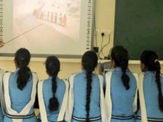 ठाणे: शालेय मुलींमध्ये कॅल्शियम कमतरता