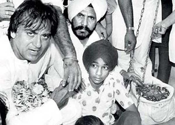 1984: पता चली सुनील दत्त की 'कीमत'