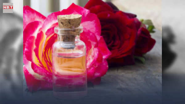 benefits of rose water or gulab jal for dry skin