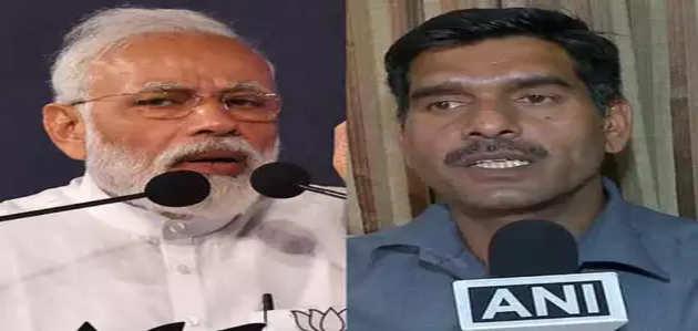 वाराणसी: SP ने PM मोदी के खिलाफ अपना उम्मीदवार बदला, बर्खास्त BSF जवान तेज बहादुर को दिया टिकट