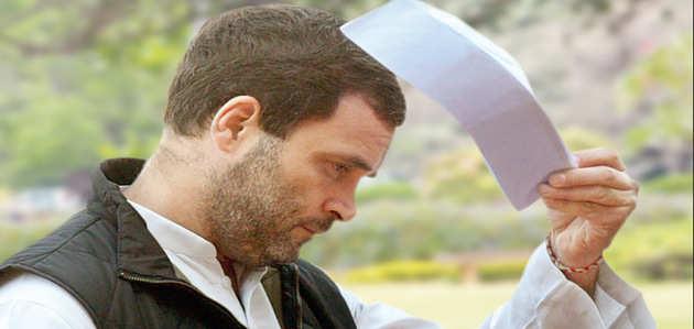 राहुल की नागरिकता पर बवाल, बीजेपी ने कांग्रेस को घेरा