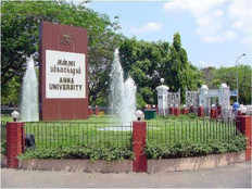 anna university to conduct separate entrance for mba and pg engineering courses