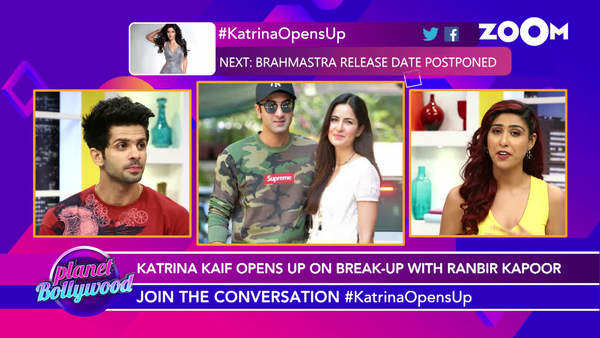 katrina kaif talks about her break up with ranbir kapoor and how she dealt with it