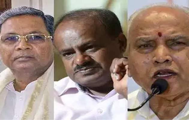 कर्नाटक: लोकसभा चुनाव के नतीजे तय करेंगे 3 शीर्ष नेताओं का भविष्य