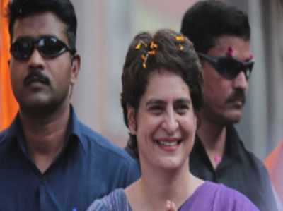 UP: प्रियंका गांधी बोलीं- कांग्रेस ने BJP का वोट काटने वाले उम्मीदवार मैदान में उतारे हैं