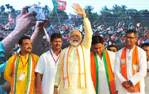 लोकसभा चुनाव: जबर्दस्त फंडिंग से कांग्रेस के मुकाबले BJP मजबूत स्थिति में