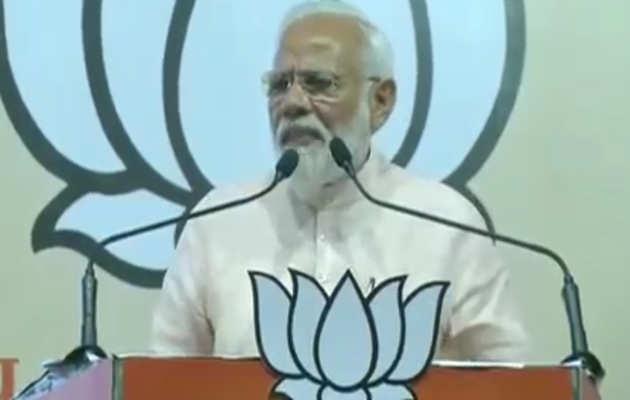 जयपुर: मसूद अजहर पर बोले PM नरेंद्र मोदी- यह तो शुरुआत है, आगे-आगे देखिए क्या होता है