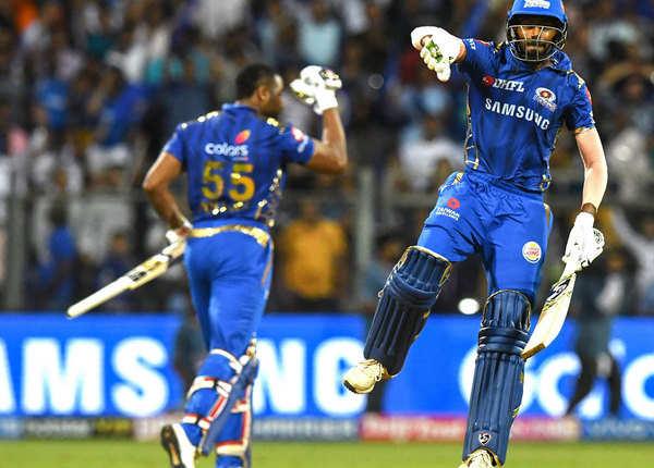 IPL: मुंबई की सुपर जीत, ऐसा रहा मैच का रोमांच