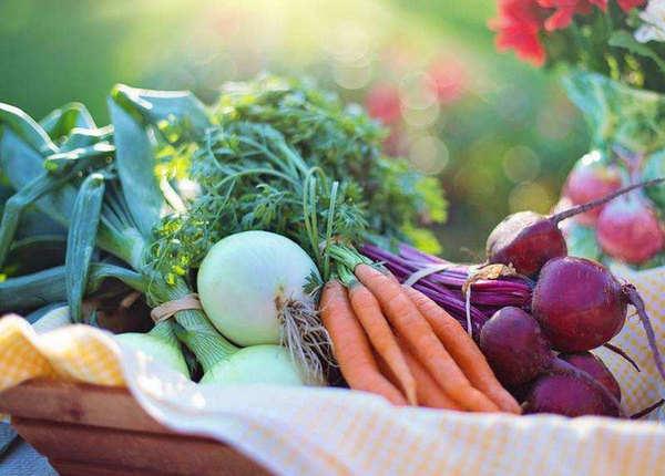सब्जियां और होल ग्रेन