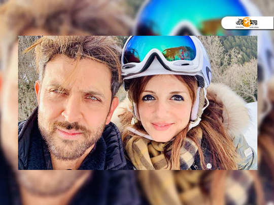 sussanne khan said that she has a support system in hrithik and they have a sacred relationship