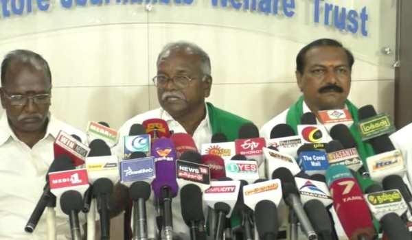 coimbatore secretary to the federation of tamil nadu agricultural associations nallasamy