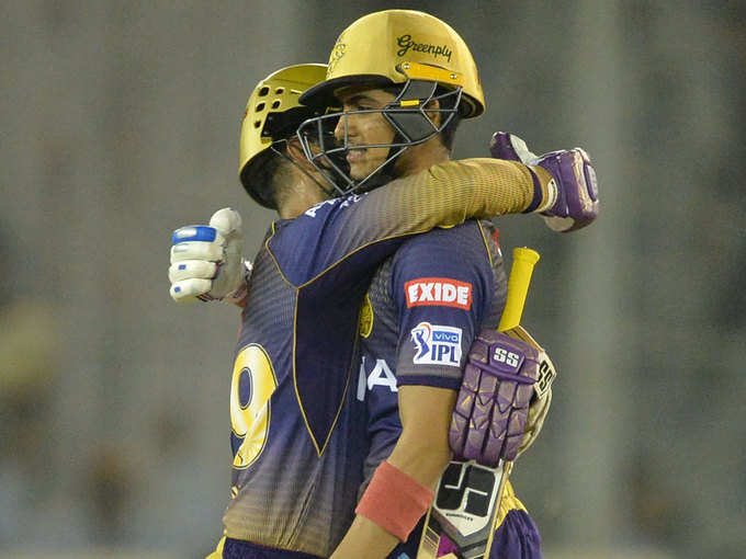 IPL: केकेआर ने पंजाब को हराया, छाए शुभमन गिल