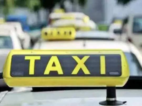 दिवसा टॅक्सी ड्रायव्हर रात्री चोर, अखेर अटक