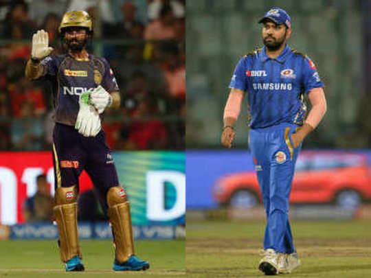 IPL: मुंबई वि. कोलकाता अपडेट्स