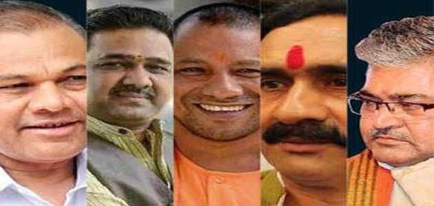 मिशन यूपी: खामोशी से पार्टी की राह आसान करने में लगे हैं बीजेपी के 'पांडव'