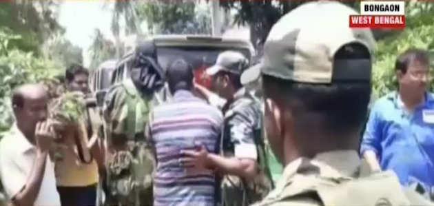लोकसभा चुनाव: बंगाल में हिंसा, बीजेपी प्रत्याशी और टीएमसी समर्थकों में झड़प
