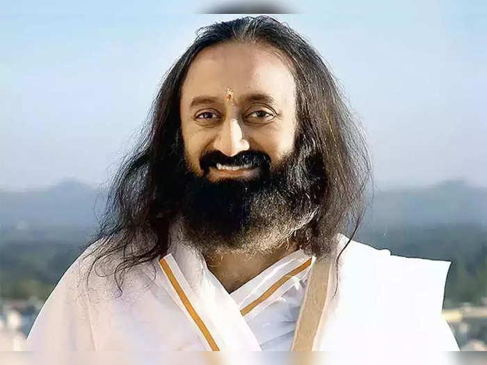 श्री श्री रविशंकर फाइल फोटो