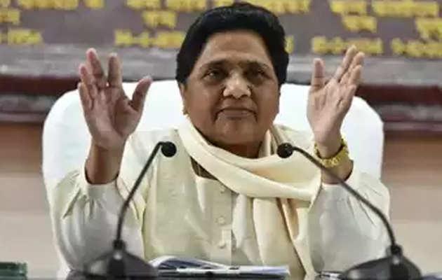 लोकसभा चुनाव: मायावती ने इशारों में बताया दिल्ली जाने का रास्ता