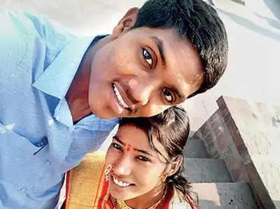 मंगेश और रुक्मणि (फाइल फोटो)