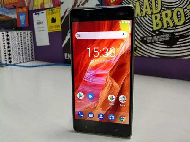 Nokia 8 को ऐंड्रॉयड सिक्यॉरिटी पैच के साथ भारत में मिलना शुरू हुआ सॉफ्टवेयर अपडेट