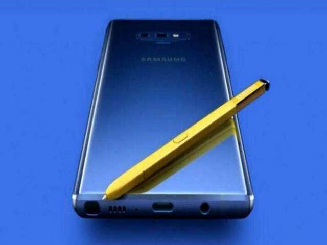 Samsung Galaxy Note 10 में होगा 25W से ज्यादा का फास्ट चार्जिंग सपॉर्ट