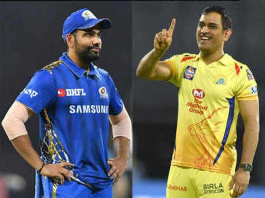 IPL: चेन्नई वि. मुंबई सामन्याचे अपडेट्स