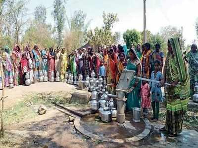 गुजरात के सूखाग्रस्त गांवों में पानी की है किल्लत