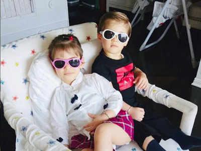 बच्चों की कोमल आंखों के लिए धूप का चश्मा है जरूरी