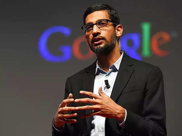 गूगल किसी यूजर की पर्सनल जानकारी कभी भी थर्ड पार्टी को नहीं बेचेगी: सुंदर पिचाई