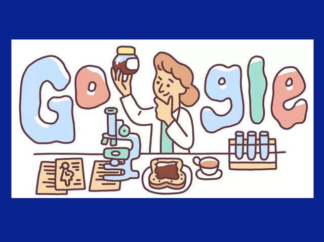 लूसी विल्स को याद कर रहा Google Doodle, भारत से था इनका खास रिश्ता