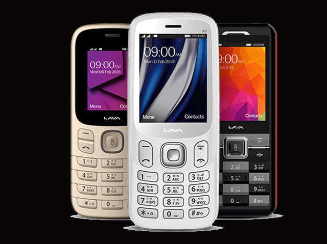 Lava A7 Wave फीचर फोन भारत में लॉन्च, जानें कीमत और खूबियां