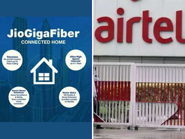 Jio GigaFiber vs एयरटेल ब्रॉडबैंड: स्पीड, कीमत और प्लान में कौन है बेस्ट