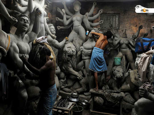 lok sabha election 2019 kolkata kumartuli vote preparation