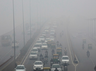 air pollution decreases slightly air quality likely to improve on saturday