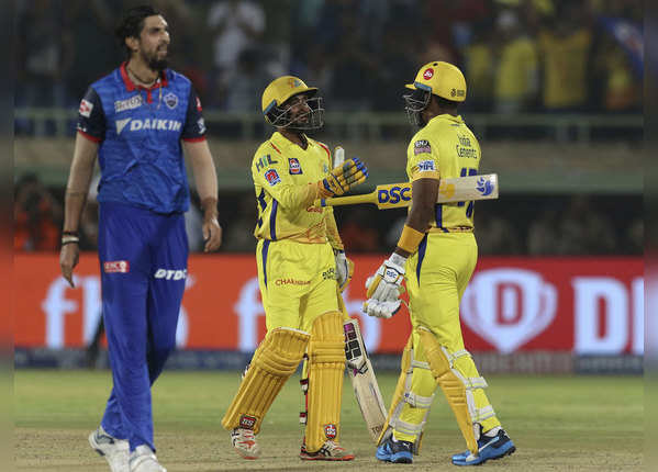 दिल्ली को हरा चेन्नै ने की 8वीं बार फाइनल में एंट्री