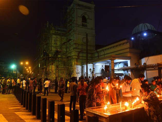 श्रीलंका में हर आंख पीड़ितों के लिए नम