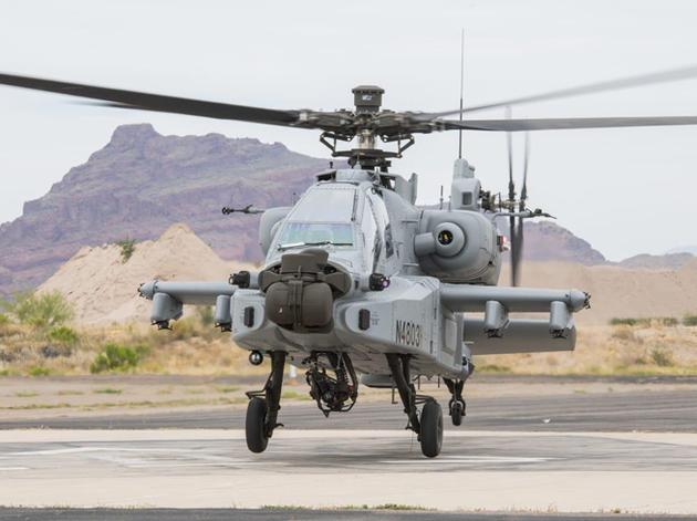 भारतीय अपाचे हेलिकॉप्टर
