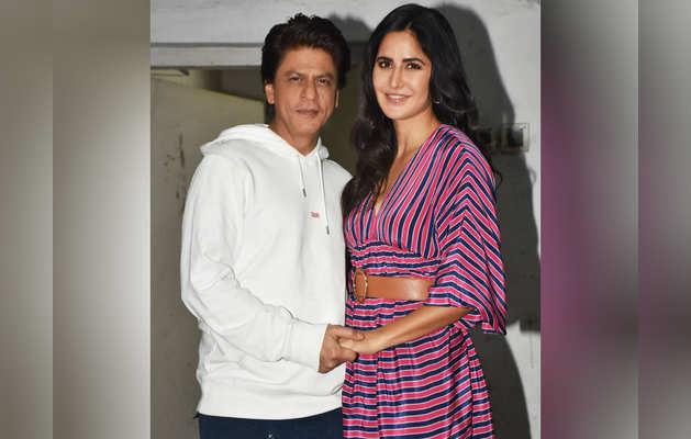 शाहरुख और कटरीना