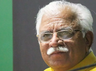 election officer did not allow manohar lal khattar to stay in rest house