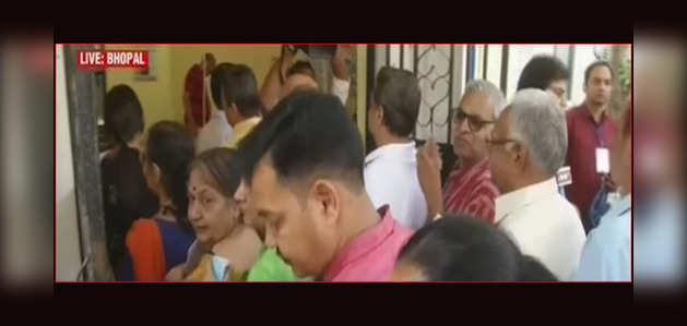 लोकसभा चुनाव: 7 राज्यों की 59 सीटों के लिए छठे चरण की वोटिंग शुरू